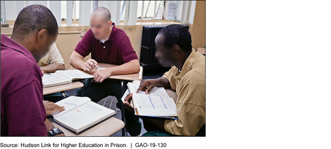 Incarcerated College Students inside New York's Sing Sing Correctional Facility